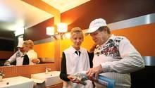 """Liebe """"made in heaven"""": Klofrau Inge liebt Klomann Frank"""