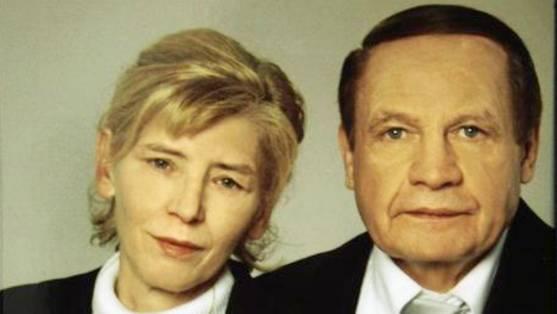 Nach fast 30 Jahren Beziehung gaben sich Inge und Frank 2007 das Jawort in Lengerich. Frank war der Laute, Inge die Stille