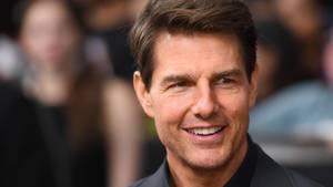 Tom Cruise hat sich bei Dreharbeiten den Fuß gebrochen