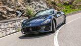 Maserati zeigt auf der IAA im September 2017 unter anderem das nachgeschärfte GranCabrio.