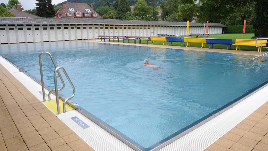 Das Lorettobad in Freiburg ist das einzige Damenbad in Deutschland