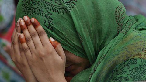 In Indien wurden 2015 mehr als 10.000 Vergewaltigungsfälle von Minderjährigen registriert (Symbolbild)