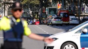 Barcelona Anschlag
