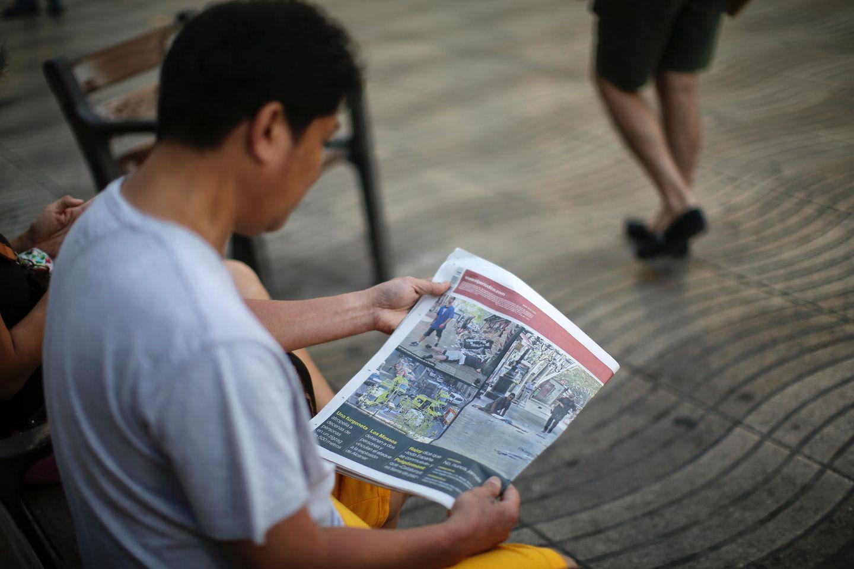 Internationale Pressestimmen zum Terroranschlag in Barcelona