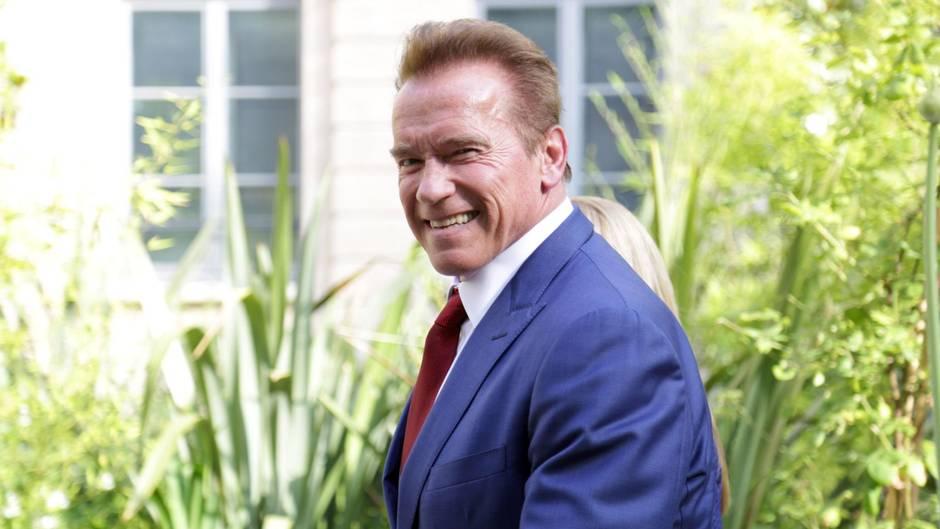 Schwarzenegger schreibt Trump eine Rede