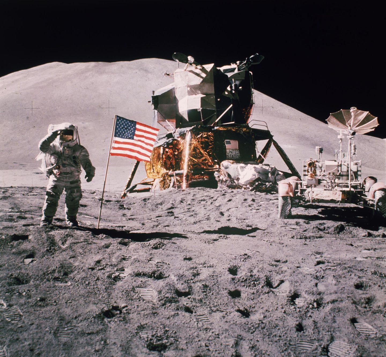 Mondlandung Apollo 15