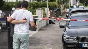 In Mörfelden-Walldorf, Hessen herrscht Fassungslosigkeit: Ein Mann wurde auf offener Straße erschossen