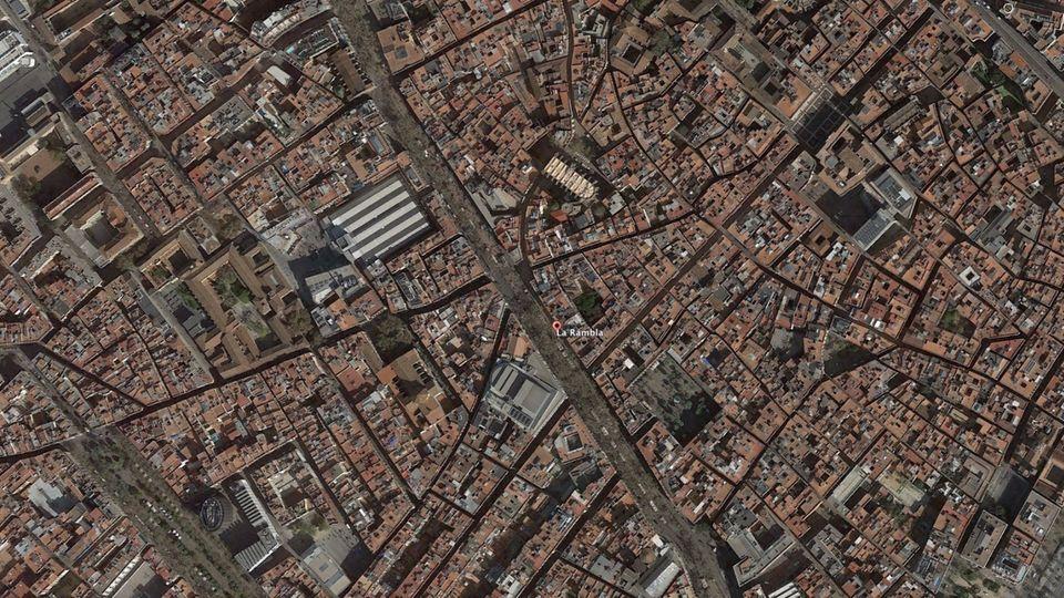 Anschlag in Barcelona: Polizei geht von Terrorzelle aus, aber viele Fragen sind noch offen