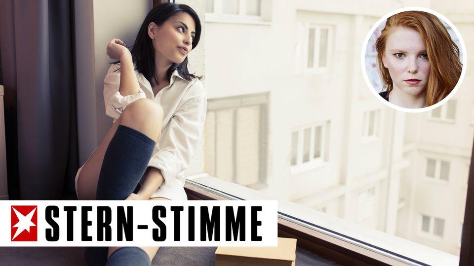Stern single frau