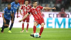 Bundesliga FC Bayern Lewandowski