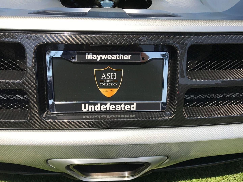 Der Vorbesitzer: Floyd Mayweather
