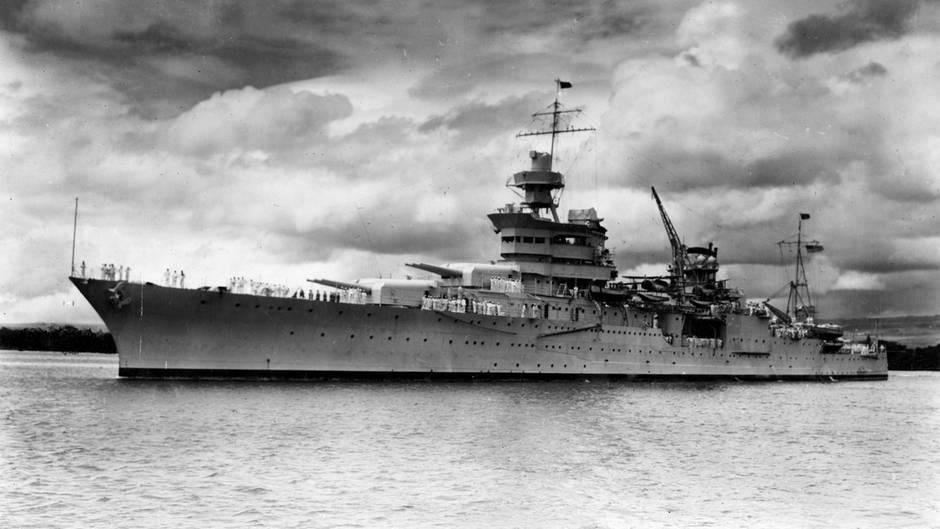 "USS Indianapolis"""