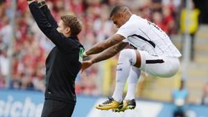 SC Freiburg Eintracht Frankfurt Kevin-Prince Boateng