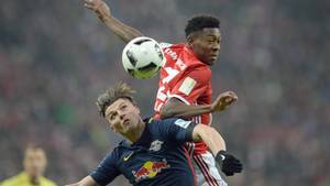 DFB-Pokal Bayern München RB Leipzig