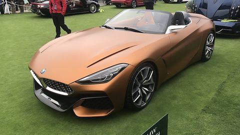 BMW Vision Z4