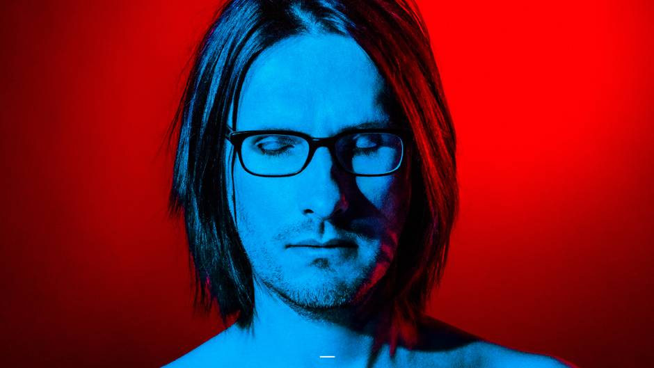"Album-Cover ""To The Bone"" von Musiker Steven Wilson"