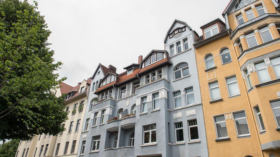 Immobilien in Deutschland: Wohnhäuser im Stadtteil Vahrenwald-List in Hannover