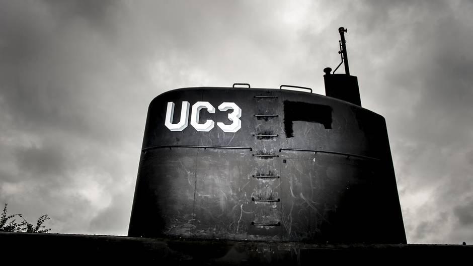 Dänische Polizei findet nach U-Boot-Unglück weibliche Leiche
