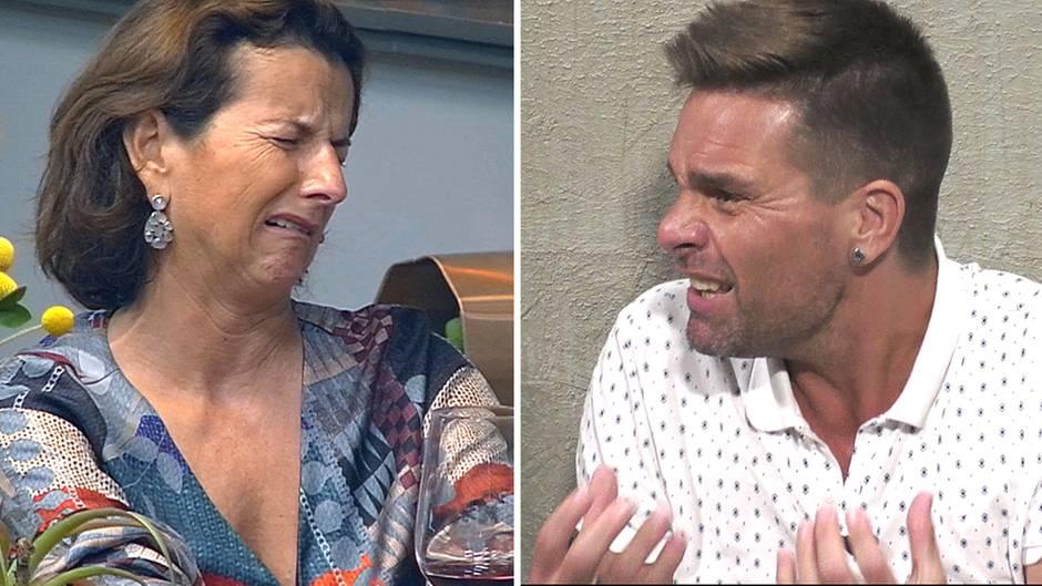 Claudia Obert Und Eloy De Jong Bleiben Auf Der Abschussliste Sternde
