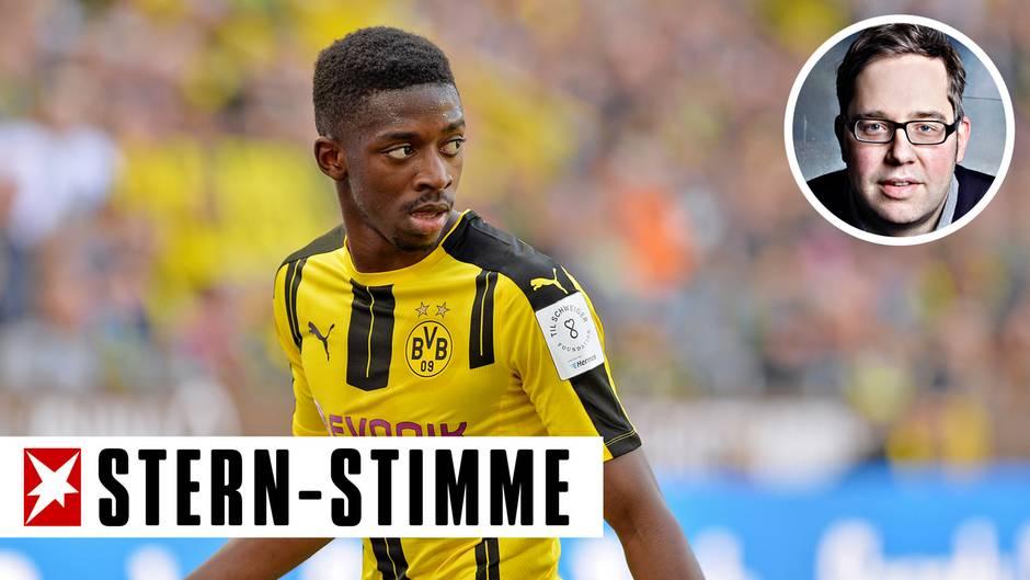 Sollte der Transfer von Ousmane Dembélé scheitern, wird das wochenlange Theater ausschließlich Verlierer produziert haben