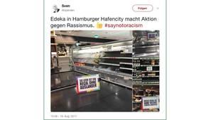 Edeka Hafencity Hamburg