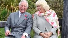Prinz Charles und seine Frau Camilla