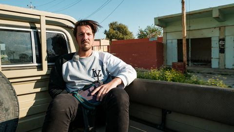 """Thilo Mischke über """"Uncovered"""" auf ProSieben: Was ich im Irak gelernt habe"""