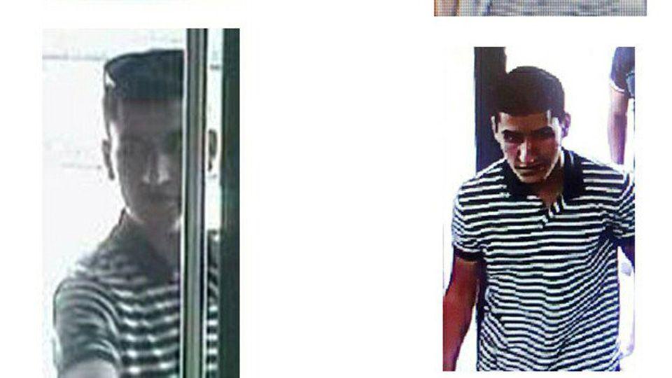 Terror von Barcelona: Der mutmaßliche Lenker des Lieferwagens, Younes Abouyaaquoub, wird in ganz Europa gesucht