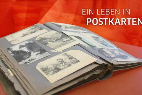 413 Ansichtskarten aus der Vergangenheit: Wer war Clara Heidenreich? - Stern TV auf den Spuren einer Lebensgeschichte in Postkarten