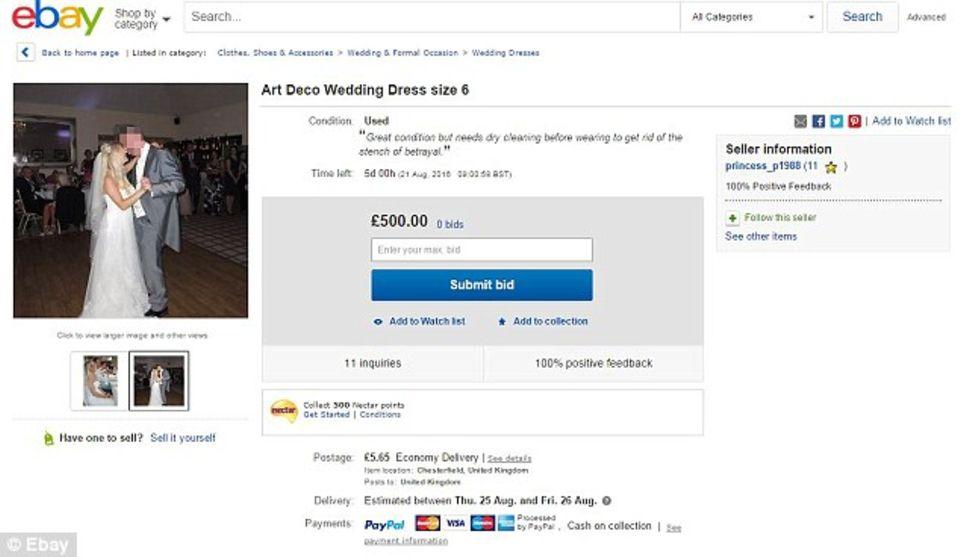 Screenshot Ebay
