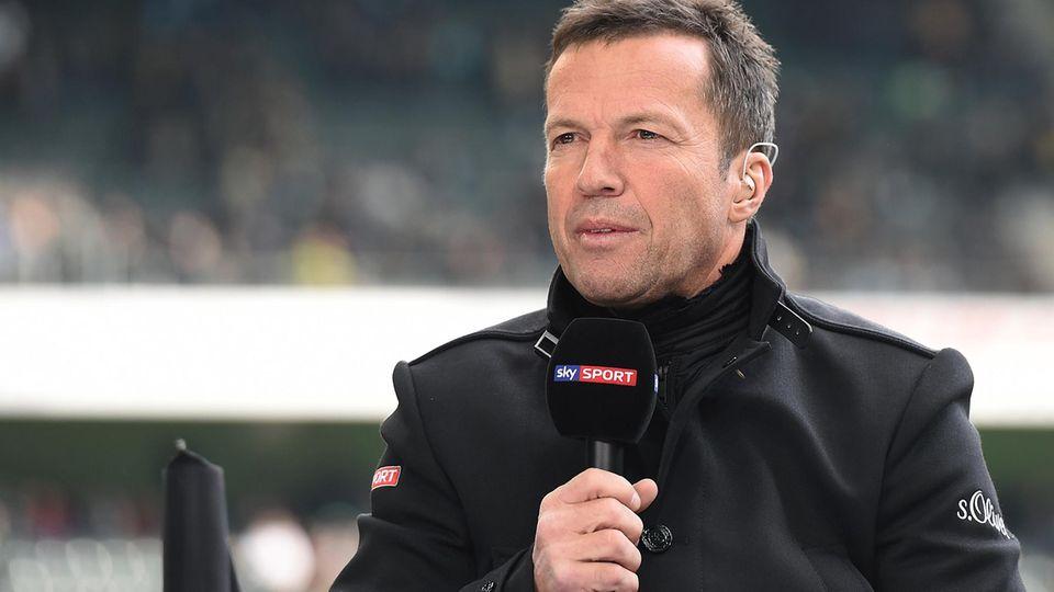"TV-Experte: ""Grande Lothar"": Ex-Weltmeister Lothar Matthäus feiert 60. Geburtstag"