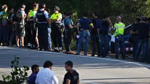 Polizei tötet gesuchten Barcelona-Terroristen