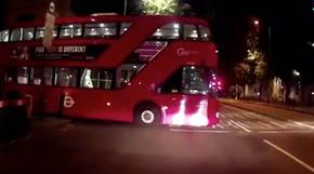 Geisterbus in London