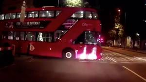 Geisterbus in London