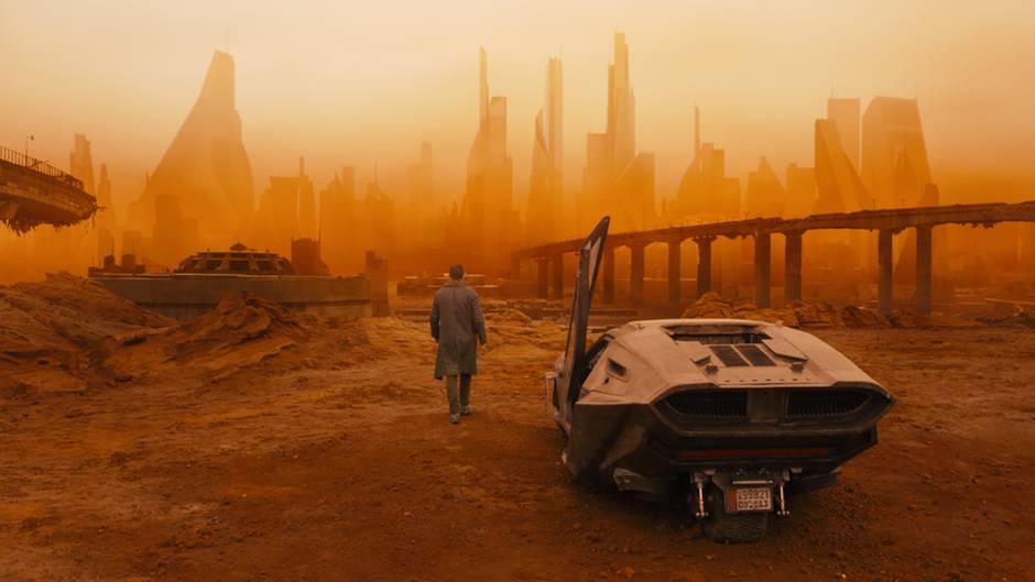 """Exklusive Bilder aus """"Blade Runner 2049"""": Die Rückkehr der legendären Replikantenjäger"""