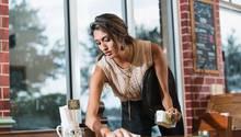 In den USA gibt es eine hitzige Diskussion wegen der Anhebung des Mindestlohns in der Gastronomie. (Symbolfoto)