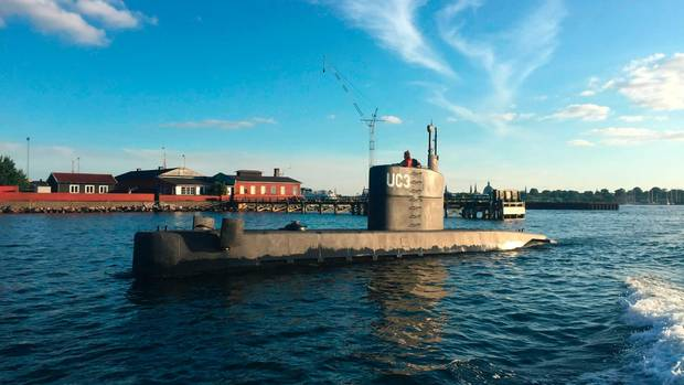 """Die nach dem sagenhaften Unterseeboot des Kapitäns Nemo aus den  Romanen von Jules Verne benannte """"UC3 Nautilus"""" ist 17,76 Meter lang, zwei  Meter breit und hat eine Wasserverdrängung von 37 Tonnen. Sie konnte  laut Madsens Website mindestens 100 Meter tief tauchen."""