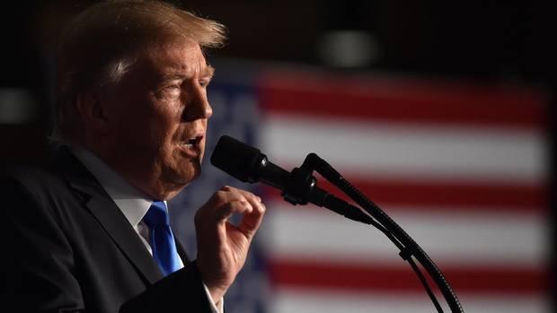 "Donald Trump verärgert mit Afghanistan-Rede die ""America First""-Fraktion"