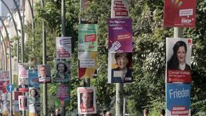 wahl 2017 plakate