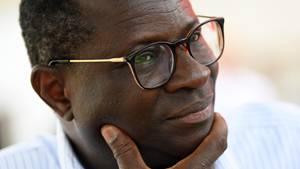 Der SPD-Bundestagsabgeordnete Karamba Diaby aus Halle hat genug von den rassistischen Beschimpfungen