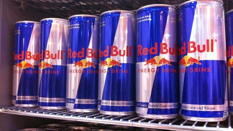 """Red Bull gegen einen den Burgerladen """"Guter Bulle"""""""