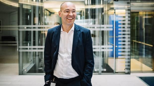 Auf Mission: Peter Bostelmann hörte von dem Training bei Google, jetzt ist er Direktor für Achtsamkeit bei SAP. 6000 der 87.000 Kollegen haben bereits teilgenommen