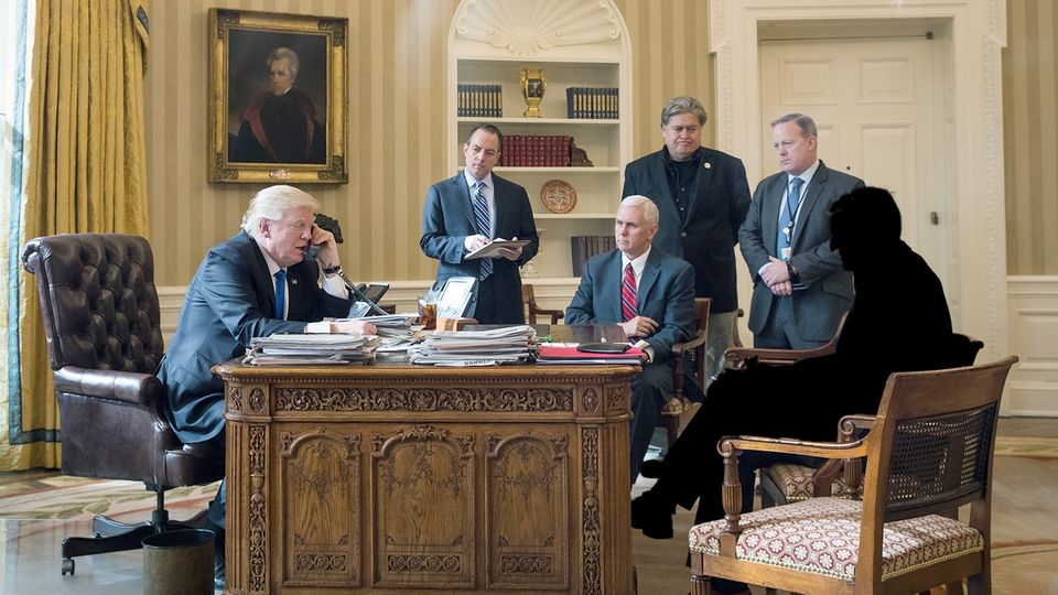Donald Trump Berater Michael Flynn