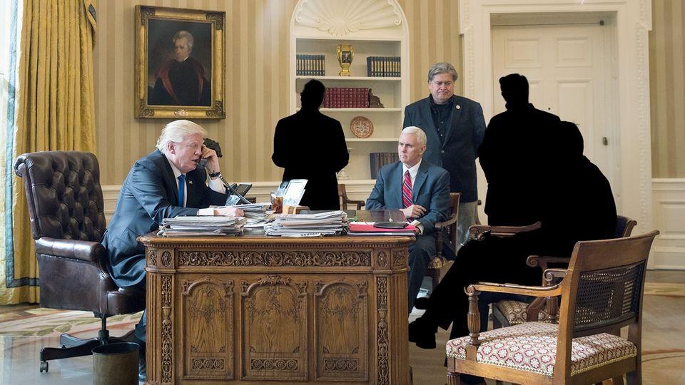 Donald Trump Berater Reince Priebus