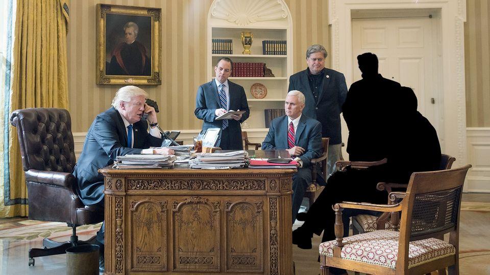 Donald Trump Berater Sean Spicer