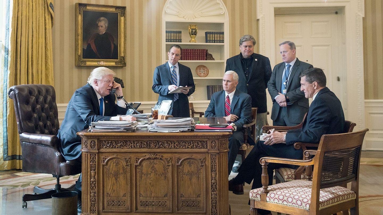 Donald Trump Berater alle
