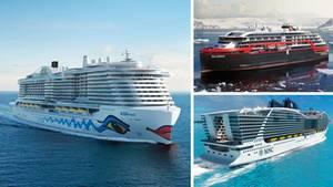 Die neue Generation von Kreuzfahrtschiffen