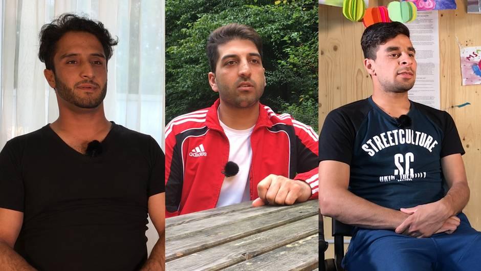 """Drei Flüchtlinge im Interview: Die Angst vor der Rückkehr: """"In Afghanistan ist das Überleben reiner Zufall"""""""