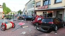Nachrichten Deutschland - Unfall in Saarwellingen