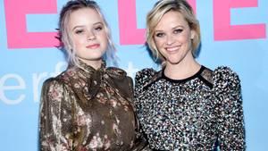 Reese Witherspoon und ihre Tochter Ava